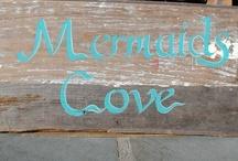 Mermaid's Cove / by Katherine Allen