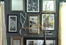 Frames~ / Frames in Decor~ / by Jamie Skolnik