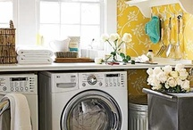 Laundry Room / by Kristen Guntzviller-Bongard