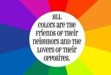 Colour guide / by Emma Donker