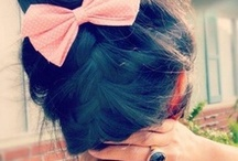 /perfect hair\ / Looking for that one special hairdo!  / by Rosa Torres