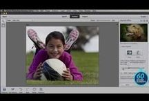 60 Second Elements / Quick and easy tricks in Photoshop Elements, all in just 60 seconds.
