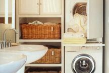 Decorate: Laundry Room / by Kristen Elizabeth