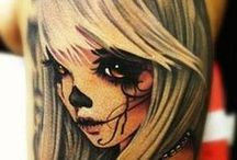 Skulls / by Lesley Johnston
