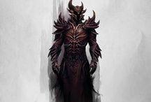 The Elder Scrolls / Morrowind and Skyrim...such beautifull games