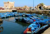 Moroccan Coastal Towns