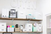 Create Craft Room & Office