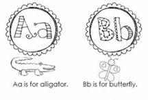 ELA / Language Arts ideas  / by Crayons and Curls