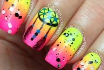 Nailed It / Beautiful manis and some pic tutorials / by Sarah Storm