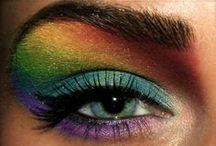 Wake Up to Makeup / Gorgeous eye, lip, and face makeup / by Sarah Storm