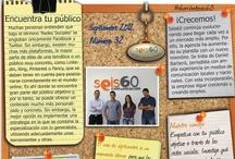El Corcho de @Seis60 - Nuestra antigua Newsletter, antes de comprarnos la Tablet ;)