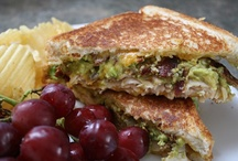 LOVELY LUNCHES!  / These lovely lunches are made and photographed by Casa de Lindquist!  Recipes for these tasty meals can be found at food.casadelindquist.com.