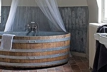 Bathroom Ideas  / As my husband and I start searching for our dream home, I shall post ideas room by room of what might be part of our dream.