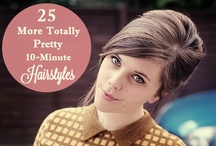 Hair Styles and Tips / Hair styles and hair tips / by Kelsey Mccullough