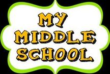 MY MIDDLE SCHOOL!  / All ideas posted here will be ideas I have tried in my classroom and any instructions that I feel might be useful.  If you have questions about an idea, feel free to message me!  <3