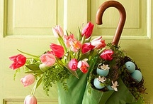 Spring / Ideas for Spring & Easter / by Amy Barlow