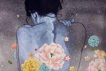 Whimsical art & illustrations / by Raquel MC