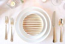 - Table Settings -