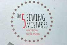 Stitching Rules / Tutorials, tips and information on how to sew more professionally. I'll focus on intermediate and advanced sewing techniques because I'm confident you've mastered the beginner stuff. http://stitchingrules.com