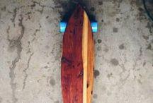 Sad Lumberjack / Handmade Longboards. Built from reclaimed wood in Maine.