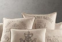 Pillows / by I Restore Stuff /Sharon