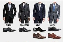 What to Wear / At Agon Management Group, we believe in dressing for success. This is our Agon Management Group fashion inspiration board!
