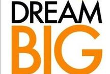 Dream Big / At Agon Management Group we want to inspire everyone to dream a little bigger. Our team at Agon Management Group is encouraged to strive for greatness!