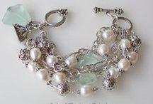 Beading Pleasures Bracelets / by Glo