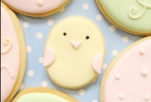 cutest cookies / by liz // the outer envelope