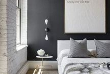 HOME - Bedroom / Bedroom styles I like.