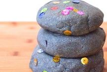 Is THAT Play Dough? / For all those crazy ideas with play dough. Who would have ever thought of hot chocolate play dough or Willy Wonka play dough before Pinterest? Find all those ideas and more here. (Plus, my own popular Cookie Dough Play Dough and Skin Therapy Play Dough recipes!) / by Bethany Winston