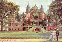 1894 - When Rex was born... / Here's a collection of images of what the world looked like in 1894 - the year Rex Hospital was born. / by Rex Healthcare