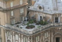 Gardens IV: Rooftop / by Isabeau Grey