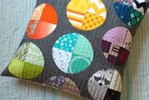 Sewing Projects - Pillows