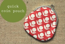 Sewing Projects - Small Giftables