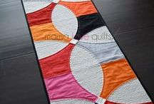 Sewing Projects - Table Runners