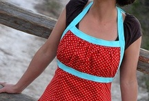 Sewing Projects - Aprons
