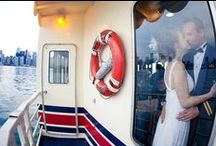 Wedding Inspiration / Your wedding day is one of the most important days of your life! Come aboard with us and have our wedding specialist take care of every last detail.