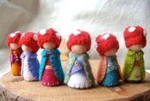 Doll Craft. <3 / by Josefina Diaz (Josie)