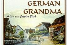 German stuff! / by Brenda Wells Sievers