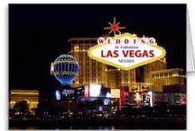 Las Vegas Wedding Cards