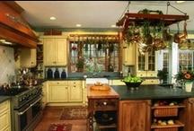 Kitchen/Dinning Room / by Brenda Wells Sievers