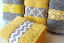 Sewing Projects - Bathroom