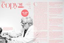 Please copy me – det analoga månadsbrevet / Please copy me är ett analogt månadsbrev om reklam, skrivande och kreativitet. Det sista numret – #18 – utkom i maj 2014. www.pleasecopyme.se