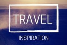Travel Inspiration / Hi I'm Fiorella. Plan with my stories your next trips and travel like a local. Currently: exploring Europe, learning German and more #travelquote #inspiration #travel  www.chicaontheroad.com