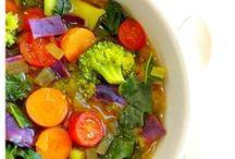 Soup Recipes / by Alexa Allor