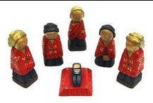 Fair Trade Nativities / Fair Trade Nativites