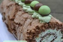 Roulades & Swiss Rolls / Roll UP, Roll Up! For the ultimate in light and airy cakes, follow my Roulades & Swiss Rolls board