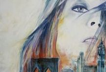 Arno Bruse: Saachi online art portfolio