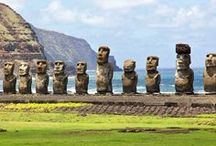 Easter Island / Latin America Specialist Becky has just visited the fascinating, remote Easter Island. 'Something that surprised me was the number of fallen Moai that dotted the island, it takes around six months to carve them from volcanic rock'.